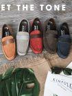 Giày Mọi Màu Nâu G170