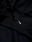 Áo Khoác Nỉ Trơn AK013 Màu Đen