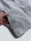 Áo Khoác Nẹp Bấm Có Nút Màu Xám AK010