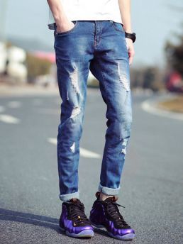 quan jean rach xanh den qj1247