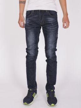 quan jean skinny xanh den qj1269