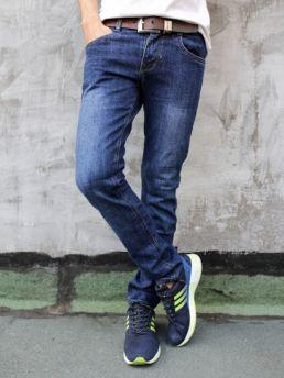 quan jean skinny xanh den qj1298