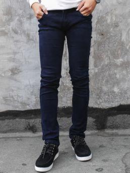 quan jean skinny xanh den qj1323