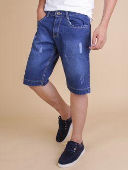 quan short jean xanh duong qs65