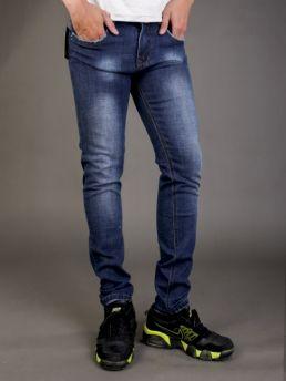 quan jean skinny xanh den qj1338