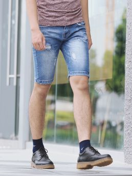 quan short jean xanh qs82