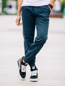 quan jogger kaki xanh reu j05