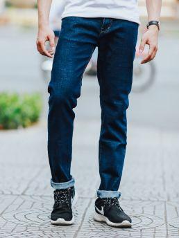 quan jean xanh den qj1432