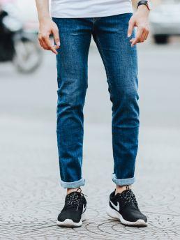 quan jean xanh den qj1441