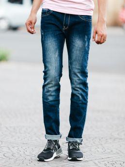 quan jean xanh den qj1452