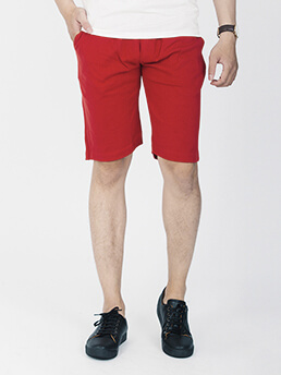 quan short thun do qs105