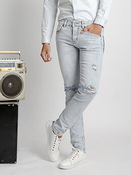 quan jeans skinny rach bac qj1533