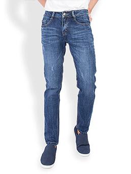 quan jeans skinny xanh den qj1537