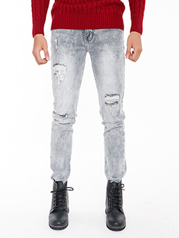 quan jeans rach xam chuot qj1548
