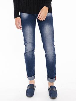 quan jeans skinny xanh den qj1547