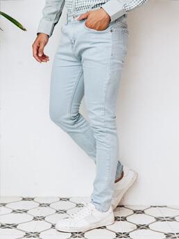 quan jeans skinny xanh qj1542