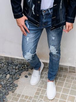 quan jeans rach xanh qj1573
