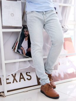 quan jeans skinny bac qj1591