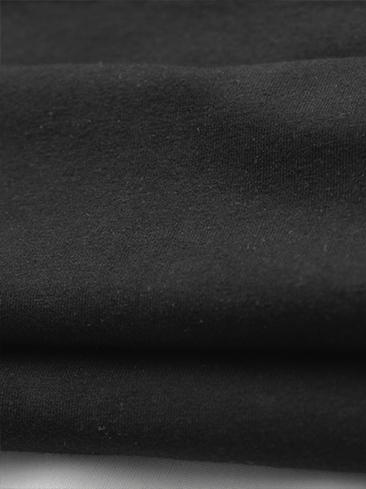 Áo Thun Cổ Tròn Đen PRADA AT540