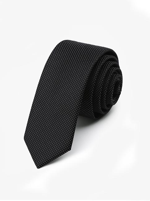 Cà Vạt Hàn Quốc Đen CV48