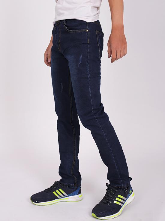 Quần Jean Skinny Xanh Đen QJ1266