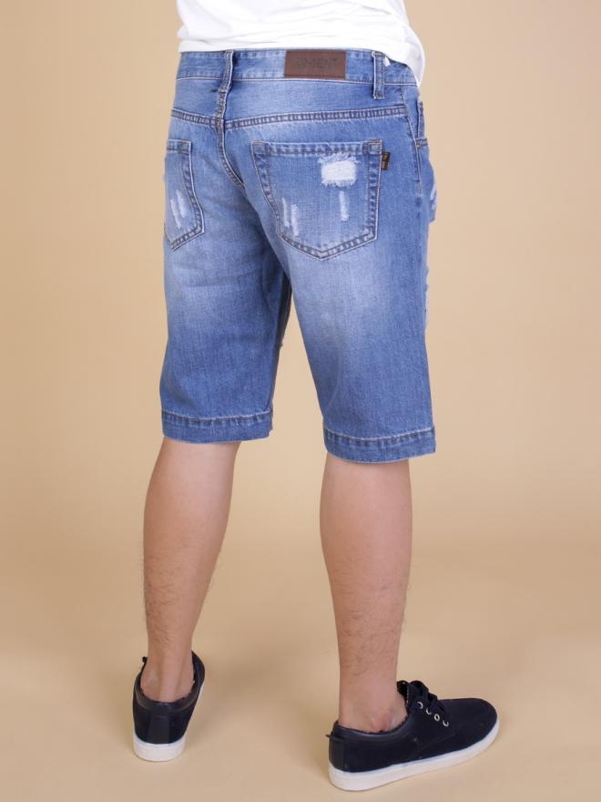 Quần Short Jean Xanh QS63