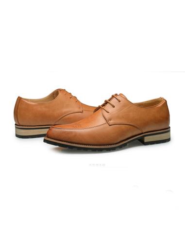 Giày Tây Da Màu Bò G70