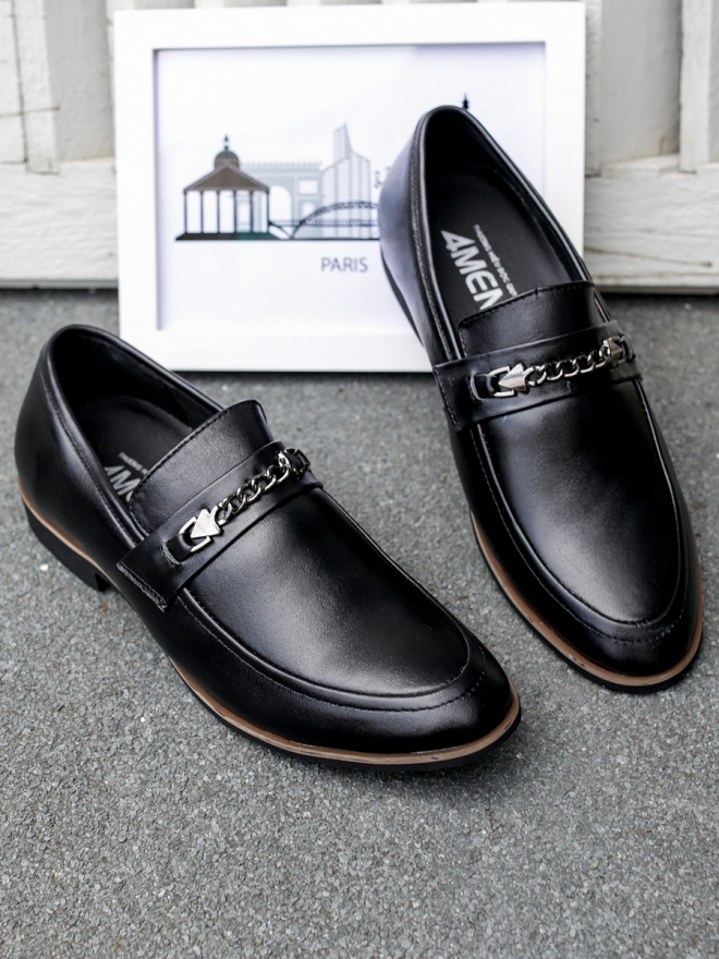 Giày Tây Đen G75