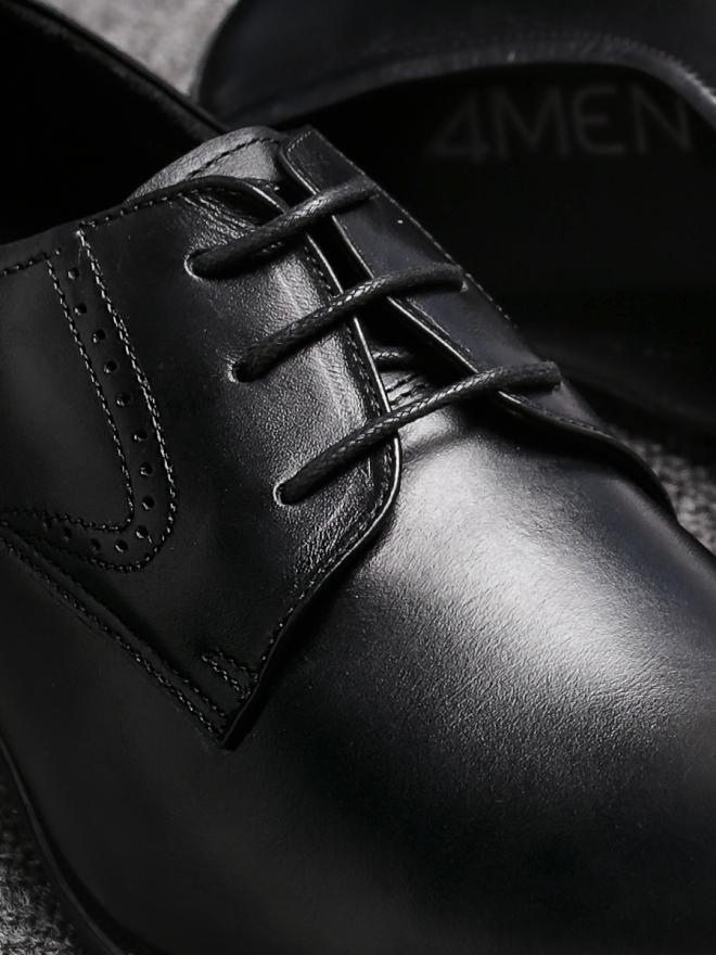 Giày Tây Da Đen G85