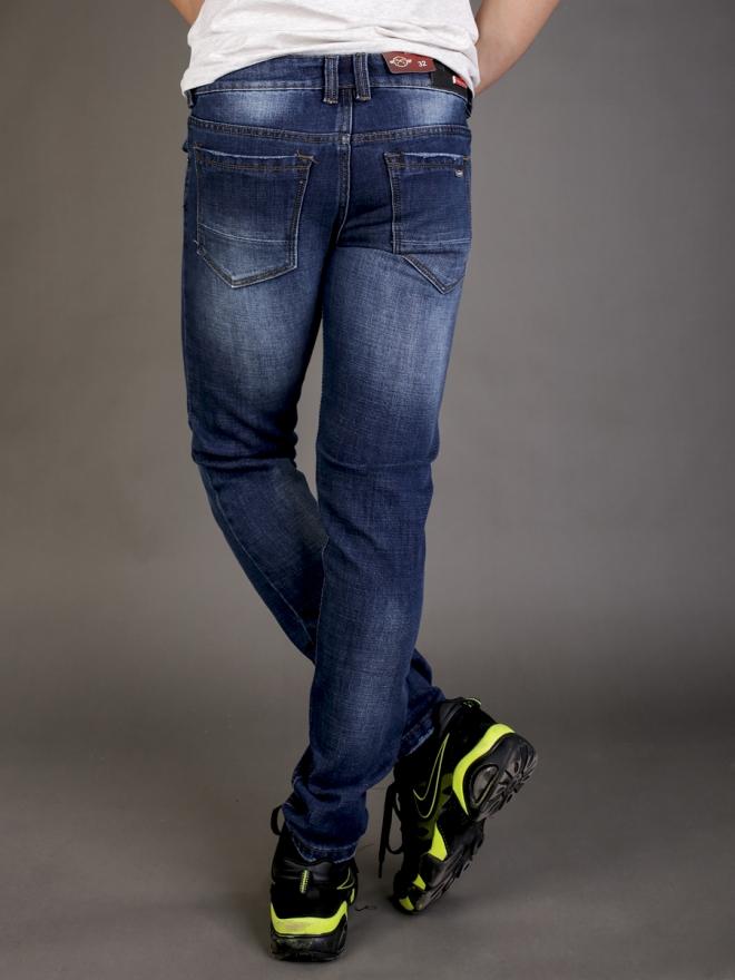 Quần Jean Skinny Xanh Đen QJ1338