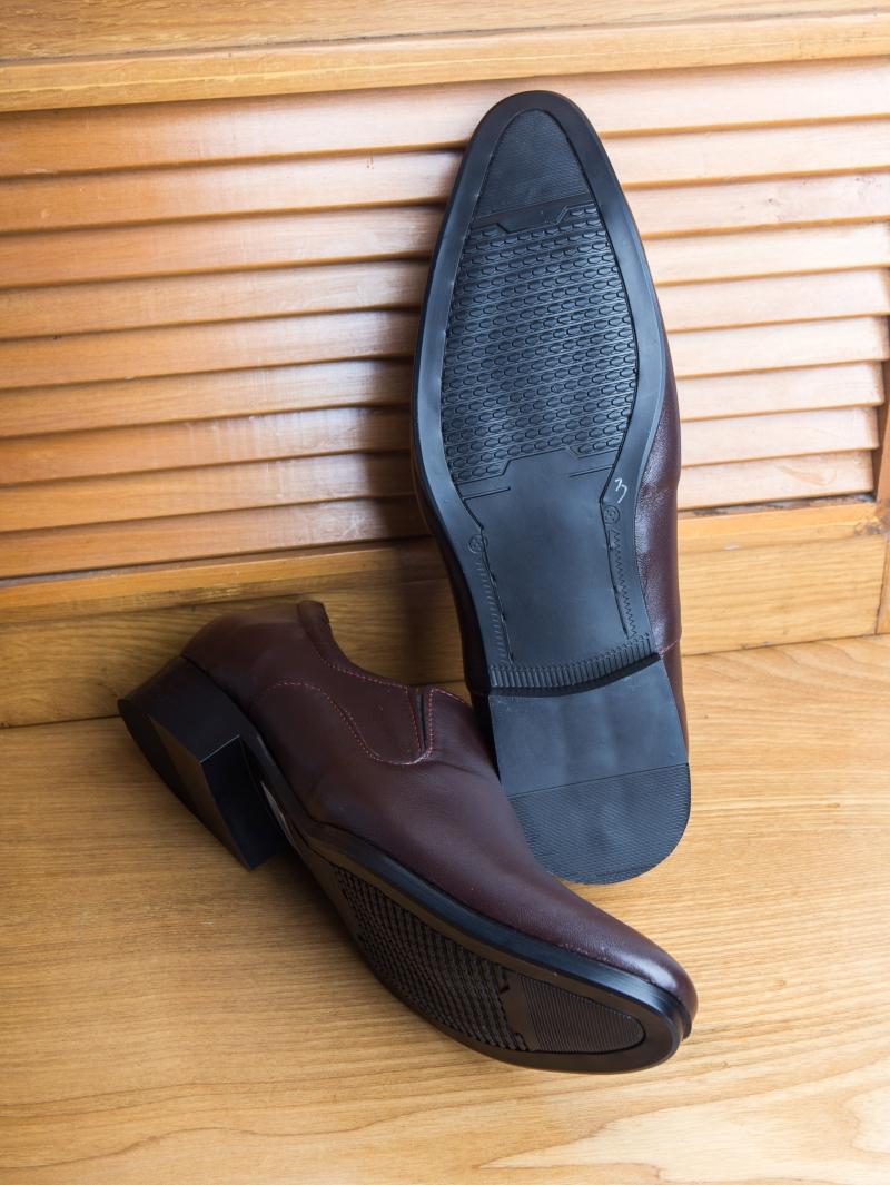 Giày Tây Nâu G113