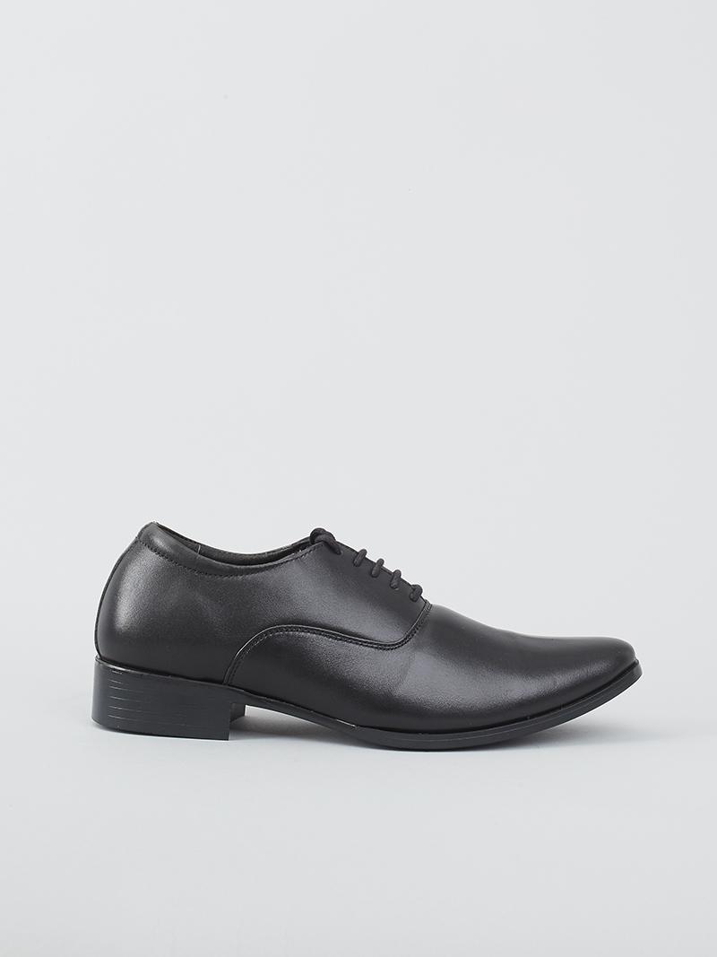 Giày Tây Tăng Chiều Cao Đen G128