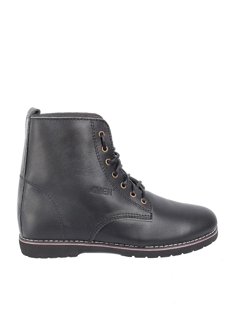 Boot Tăng Chiều Cao Đen G162