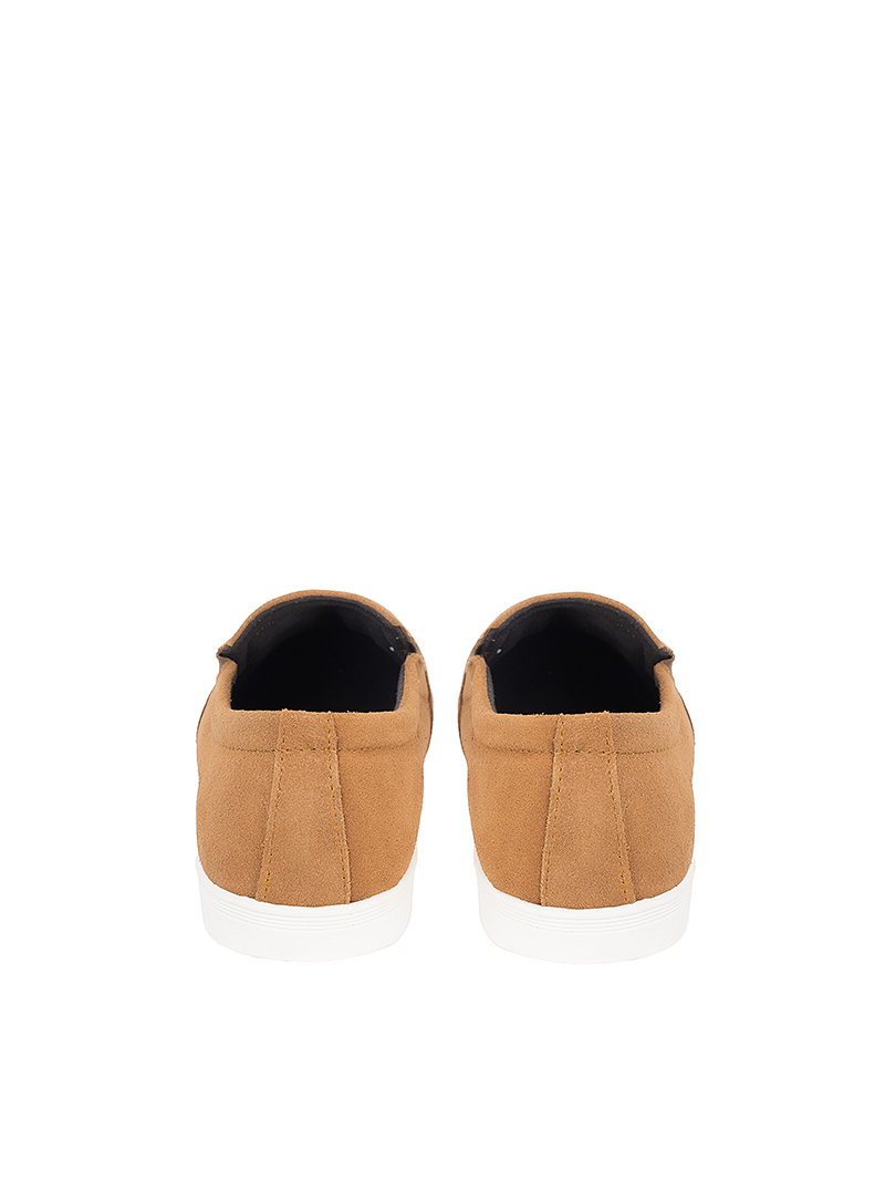 Giày Mọi Màu Bò G165