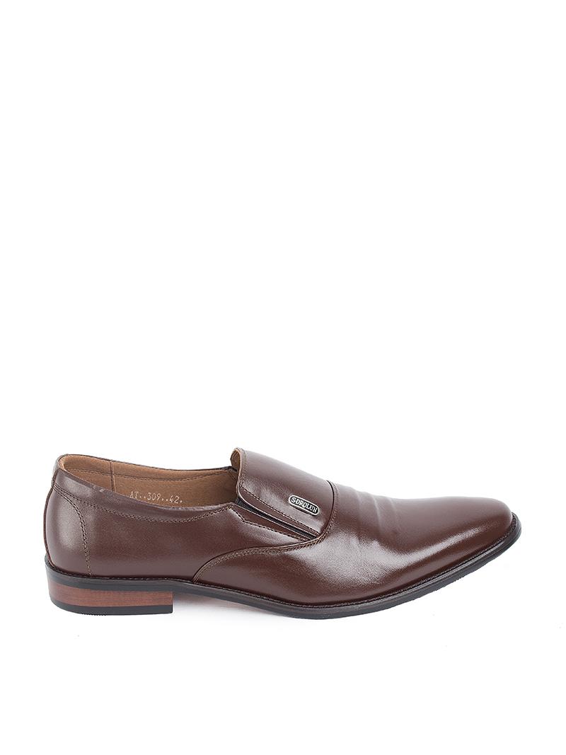 Giày Tây Màu Nâu G155