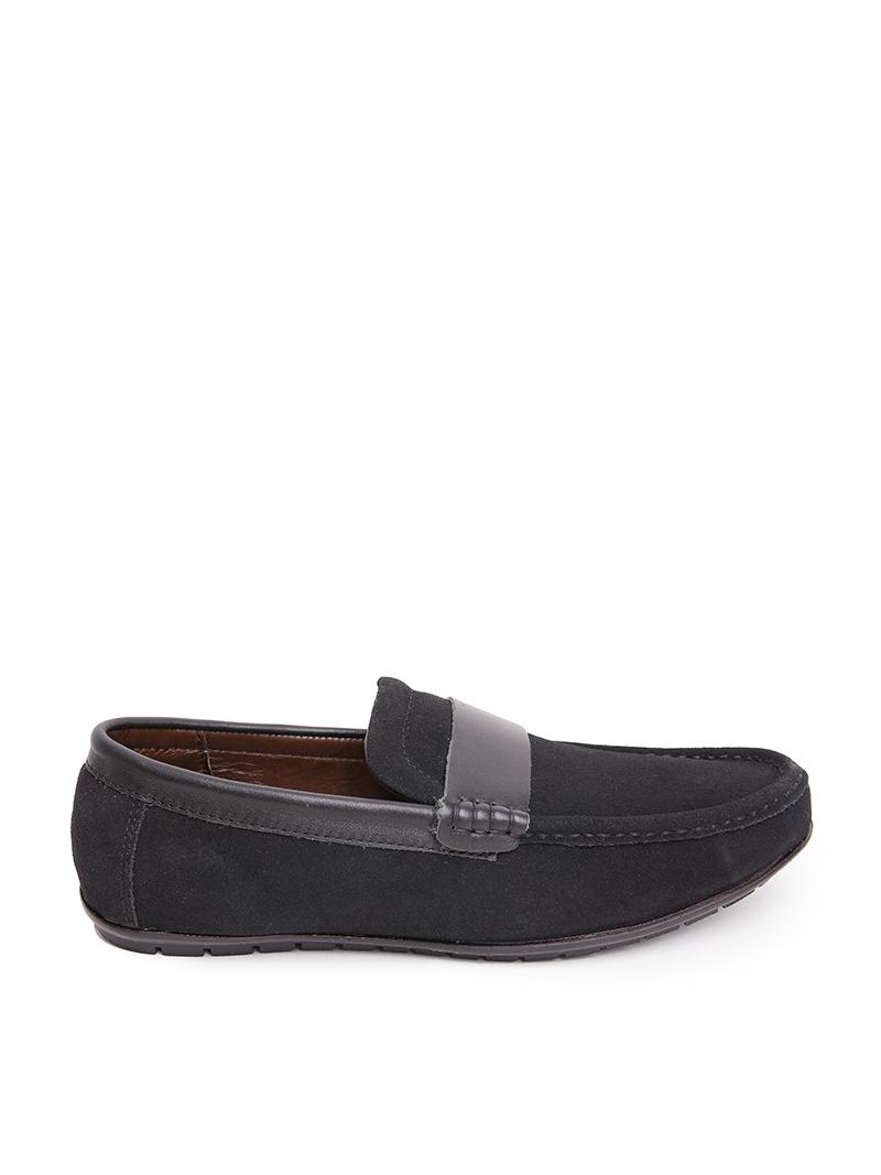 Giày Mọi Màu Đen G170