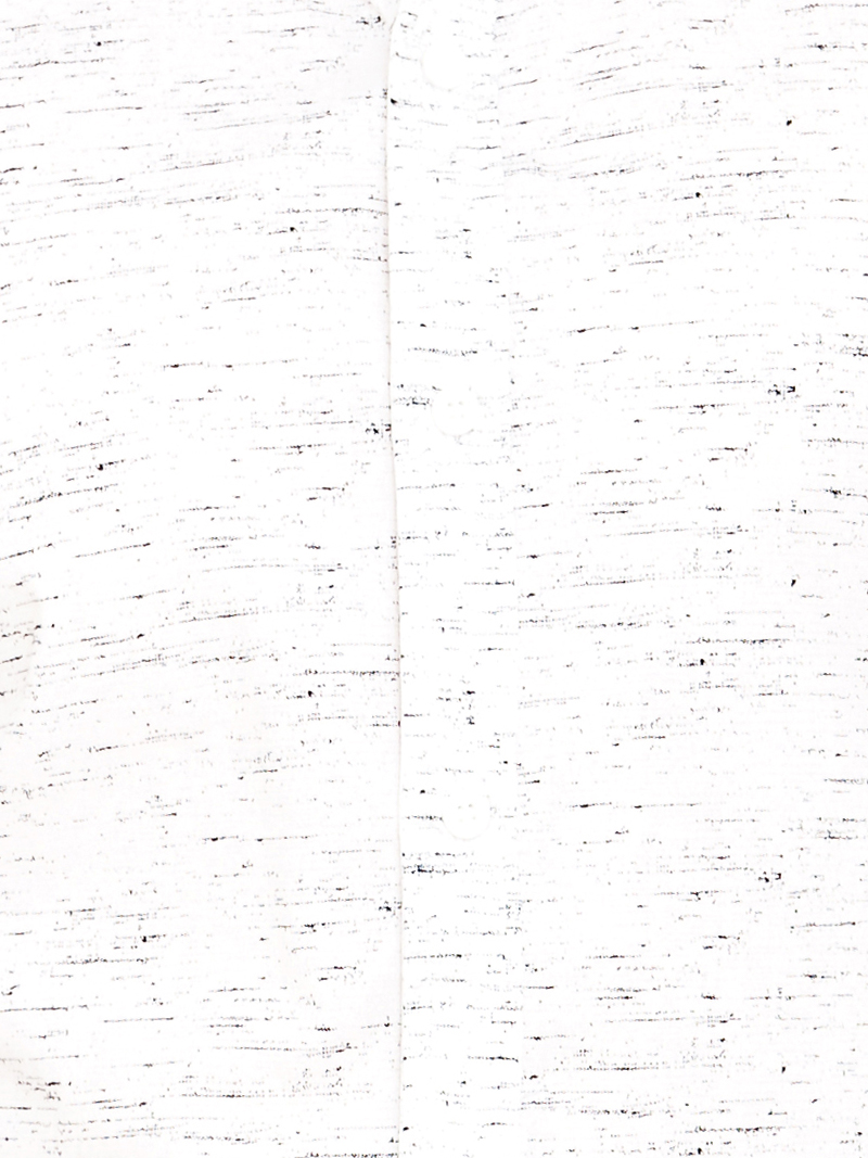 Áo Sơ Mi Họa Tiết Trắng Kem ASM941