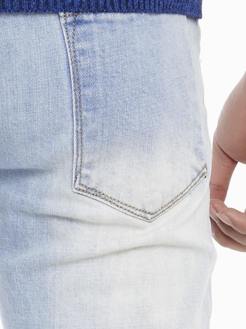 Quần Jeans Skinny Xanh QJ1542