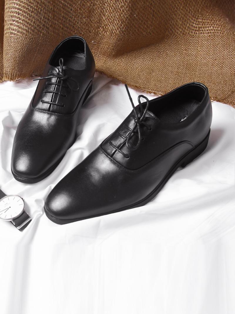 Giày Tăng Chiều Cao Đen G198