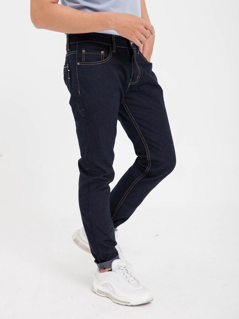 Quần Jeans Skinny Xanh Đen QJ1609
