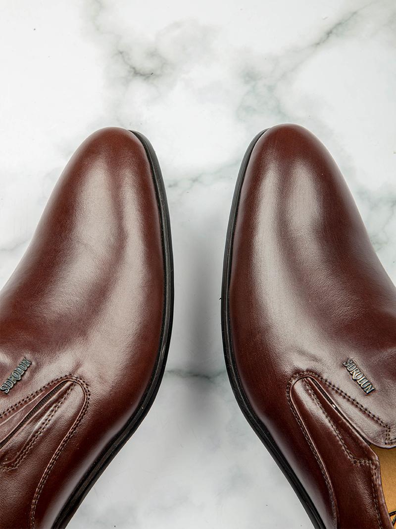 Giày Tây Nâu G105